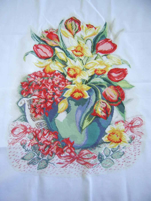 Elizabeth de lisle Spring Symphony. Растения (в основном цветы)
