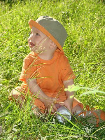 Наш солнечный мальчик. Малыши