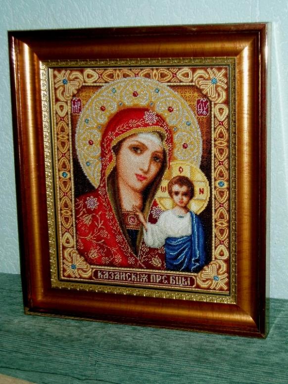 Казанская Св. Богородица. Иконы и библейские сюжеты