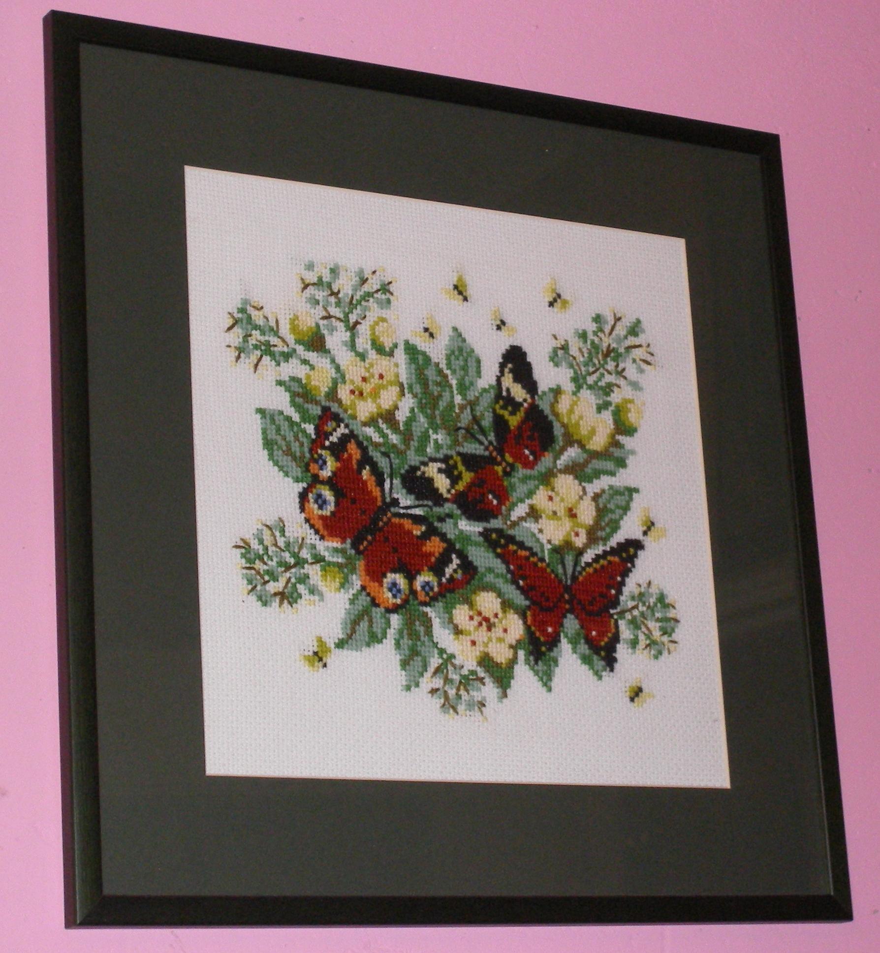 Бабочки. Феи,  эльфы, бабочки и др. насекомые