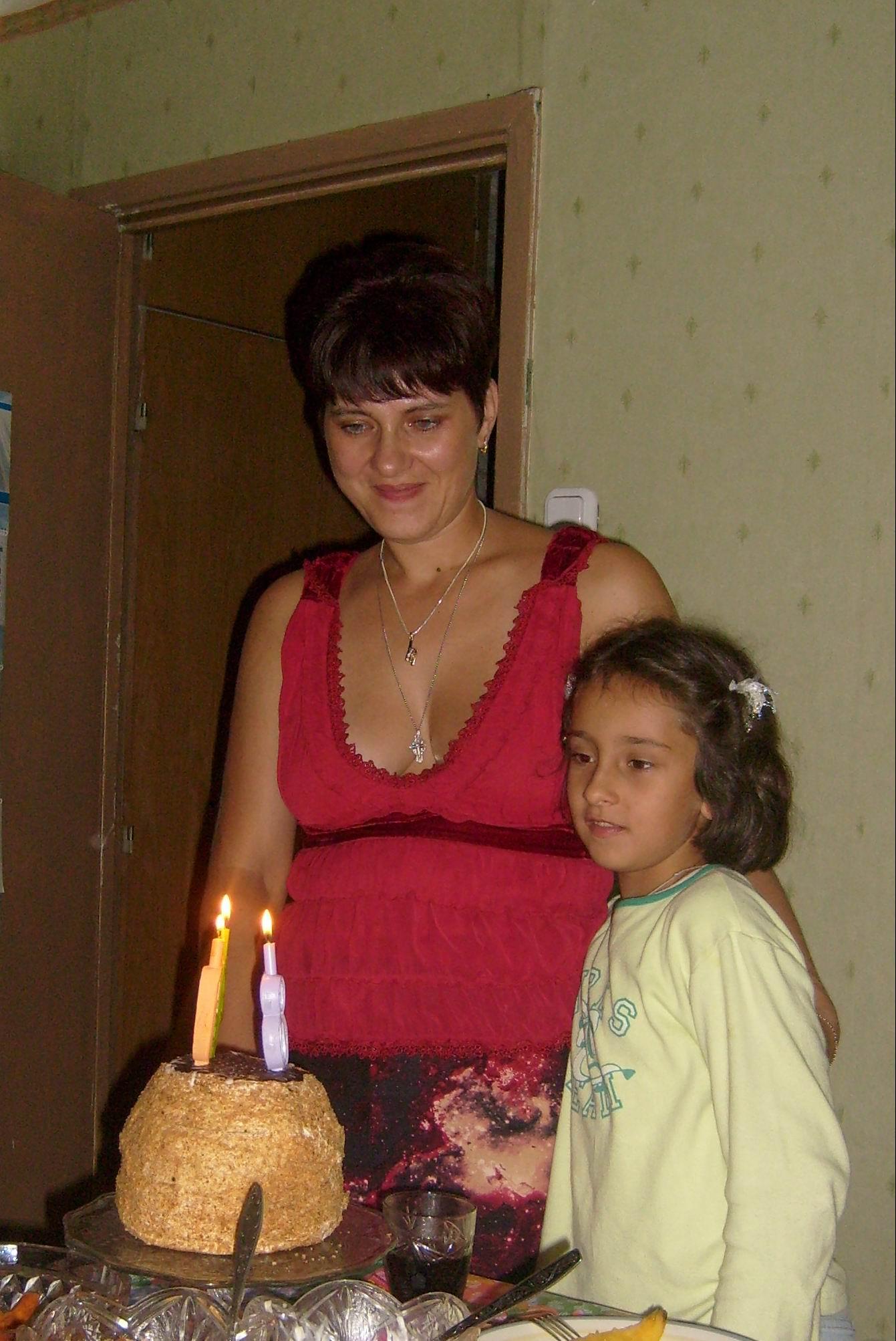 День рожденья 2в1. Вместе с мамой