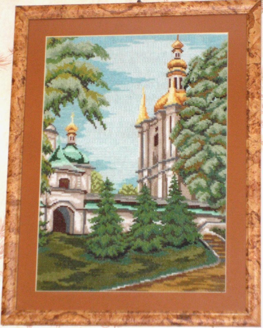 Киево-Печерская Лавра. Пейзажи