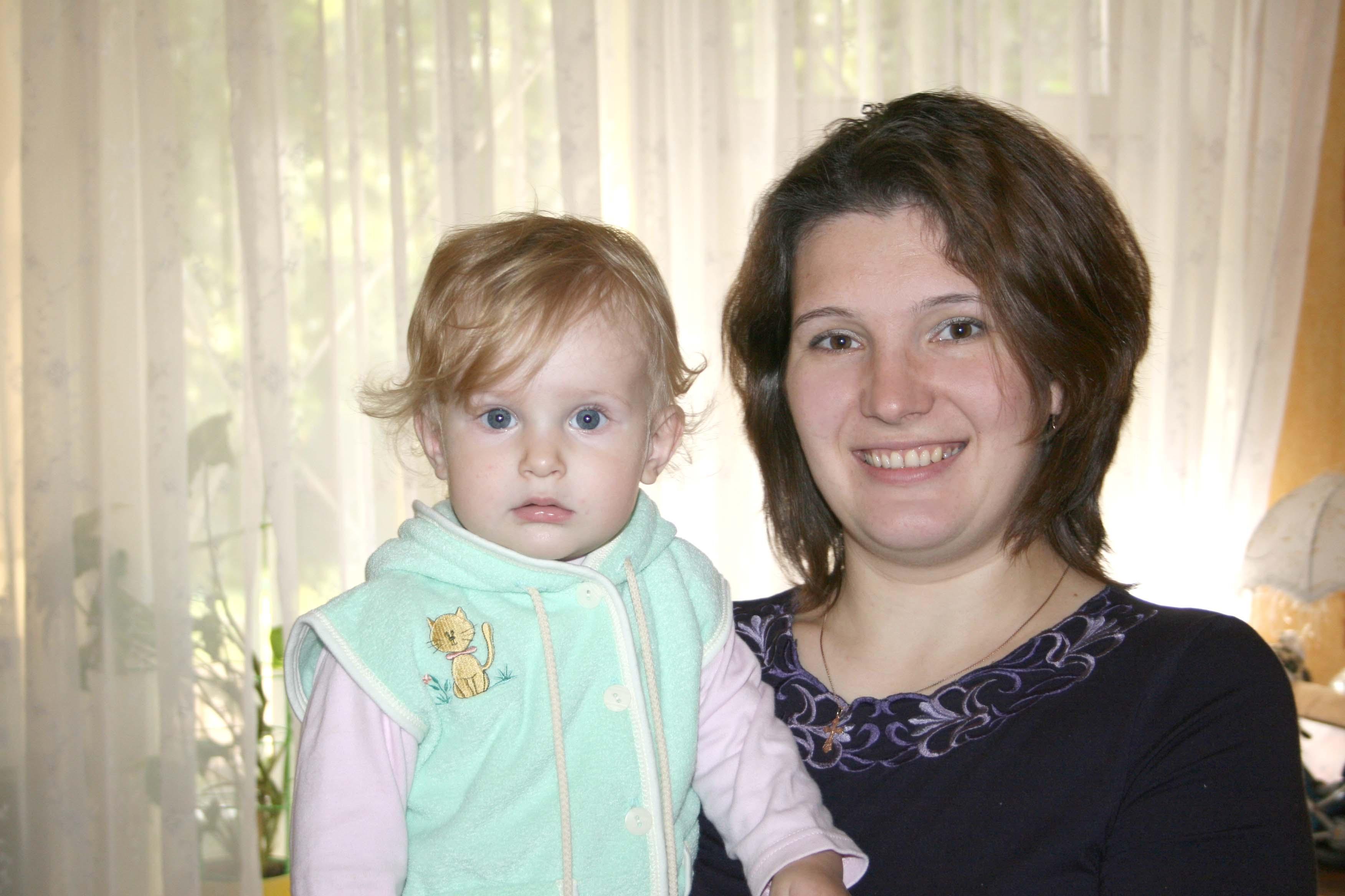 мама Олеся сын Костик. Вместе с мамой