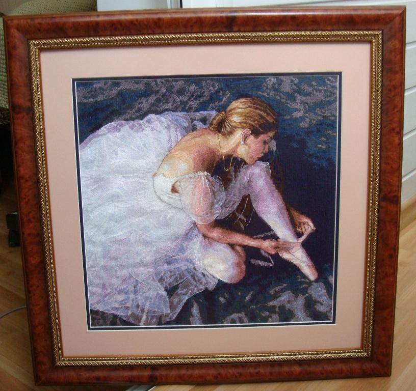 Балерина от Дим. Женские образы