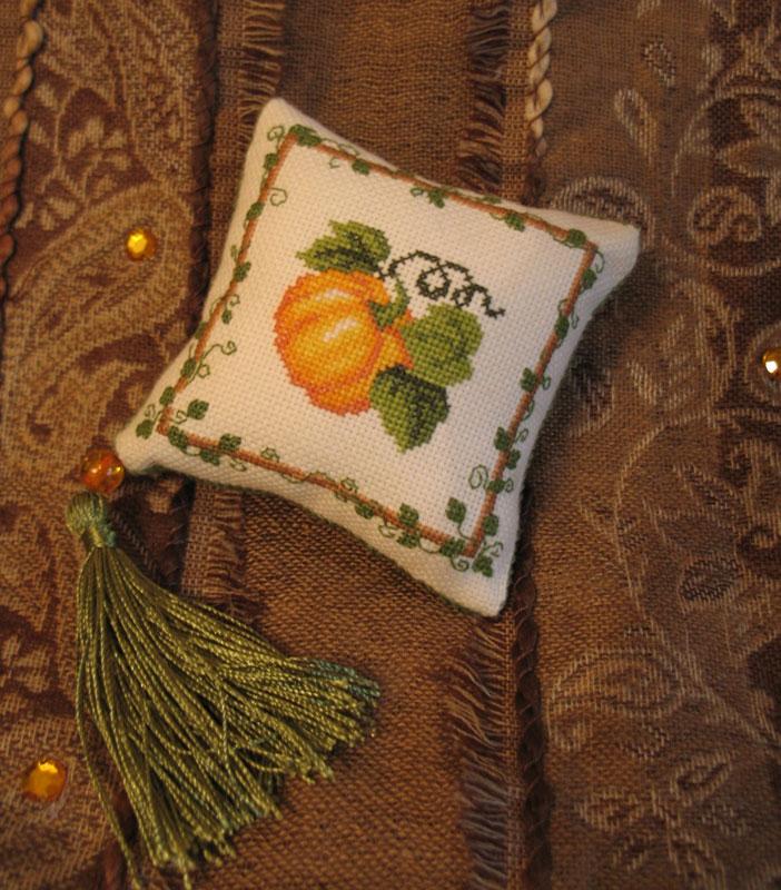 4 - автор  Rumyanochka для Авокадо. 2008 Хэллоуин