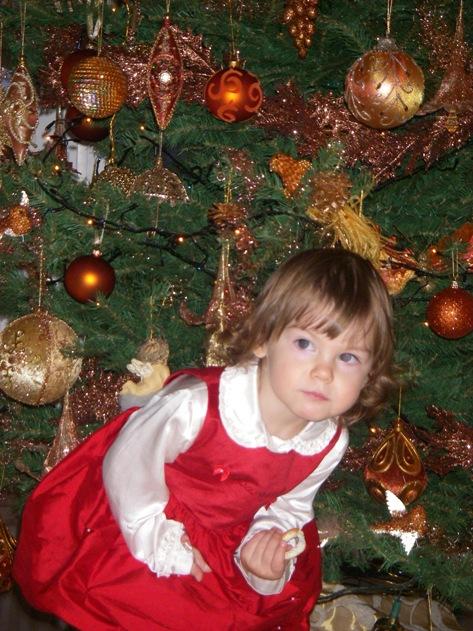 И где же мои подарочки?. Моя новогодняя ёлка