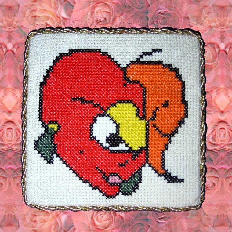 4. Ри-Ри для Lioness. 2009 Проект Сердечки