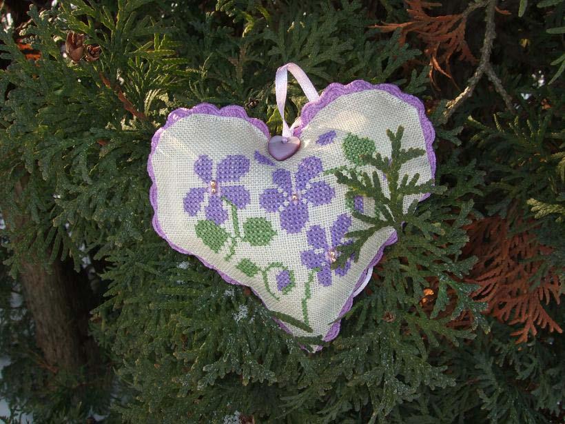 5. gehel для BrilliantButterfly. 2009 Проект Сердечки