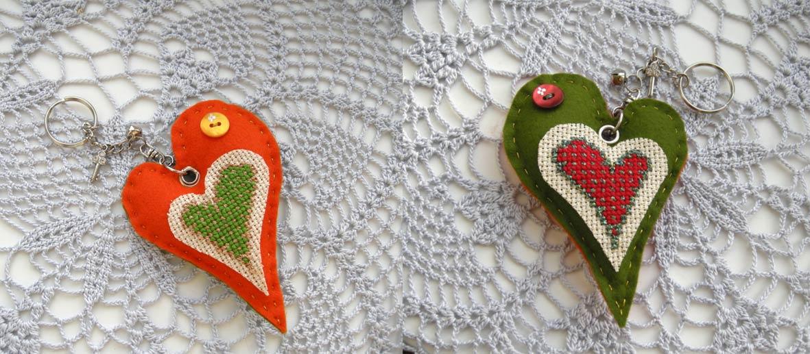 11. TereZa для Енечка. 2009 Проект Сердечки