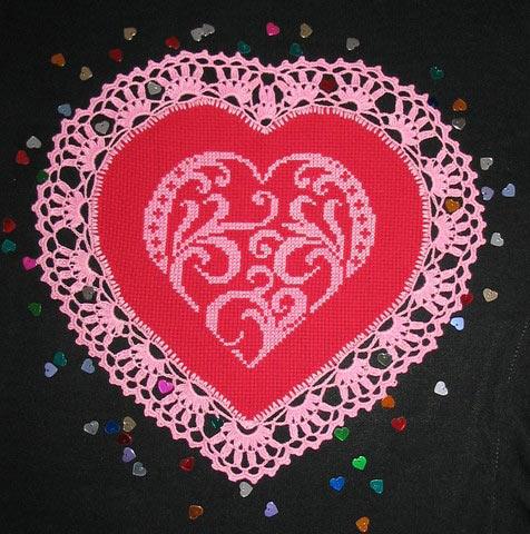 23. Natashka для L199. 2009 Проект Сердечки