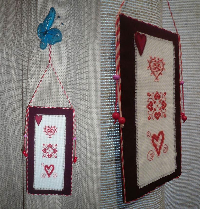 31. terinka для Софико. 2009 Проект Сердечки