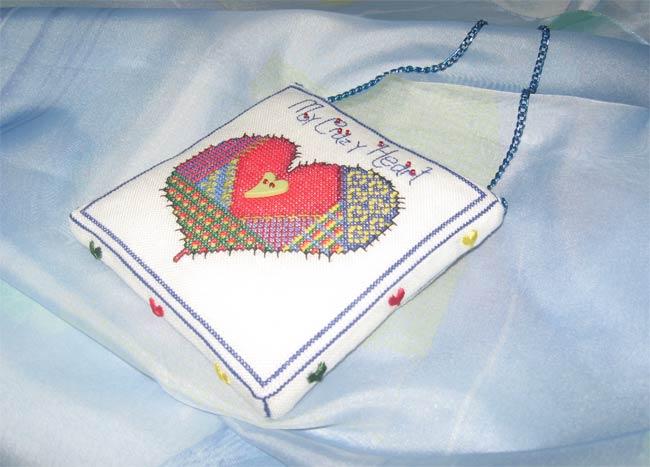 36. TashaZ для Shpinelka. 2009 Проект Сердечки