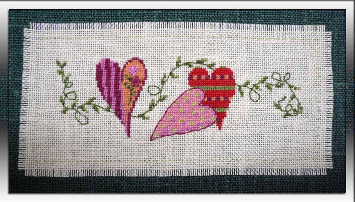 44. Медвежда (bearka) для julia76. 2009 Проект Сердечки