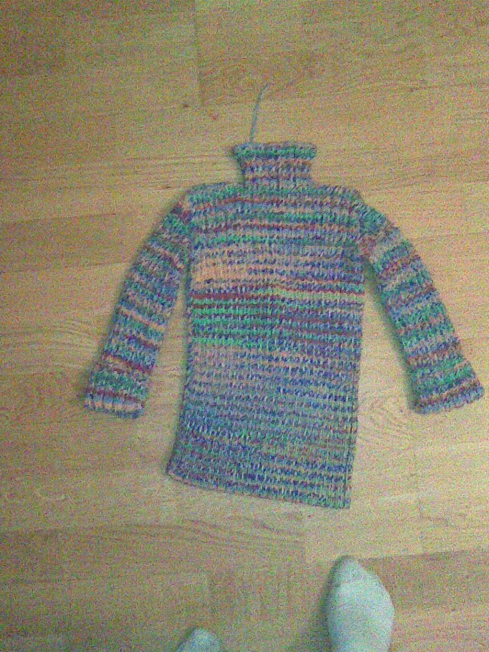 свитер. Одежда для детей