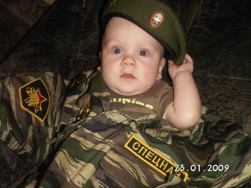 Служу отечеству!. Дети с игрушками