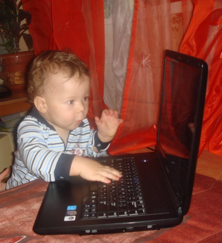Компьютерный гений. Дети и техника