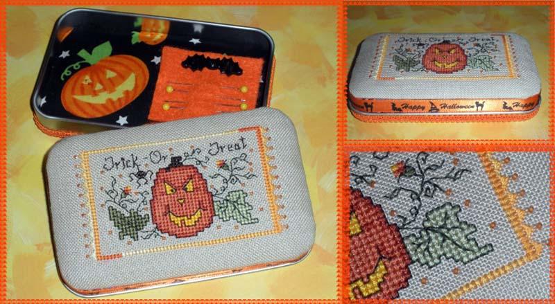 10 - Shpinelka - для skrEl'. 2009 Проект Хэллоуин