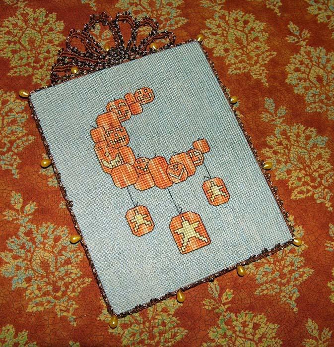 12 -♥ИС  - для Olia201. 2009 Проект Хэллоуин
