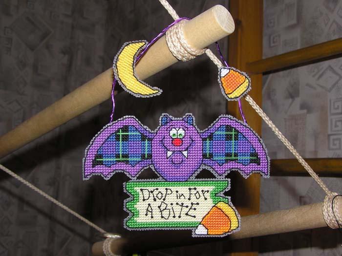 27 - Оксинья - для Нестерёнок. 2009 Проект Хэллоуин