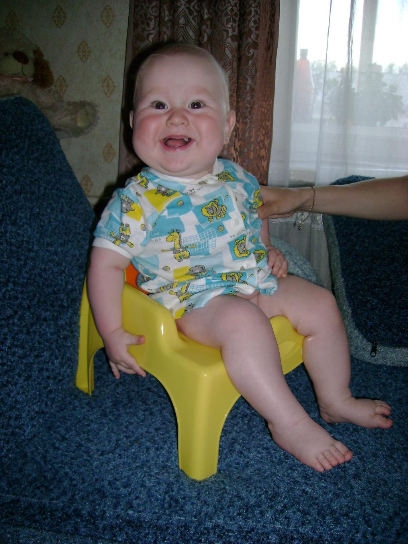 'Весёлый стульчик'. Время улыбаться