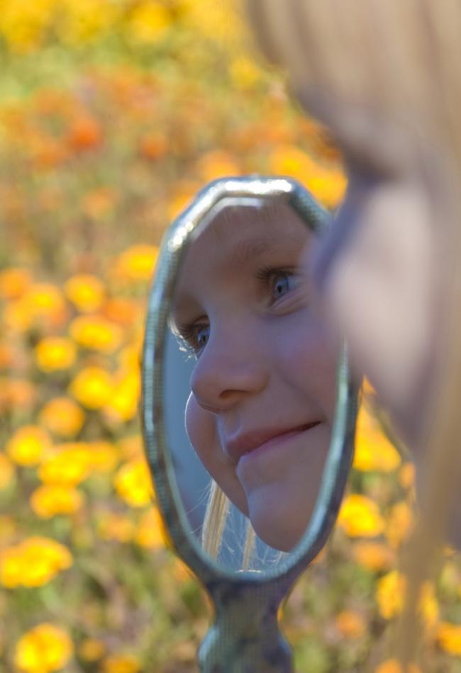 Отражение души  . Время улыбаться
