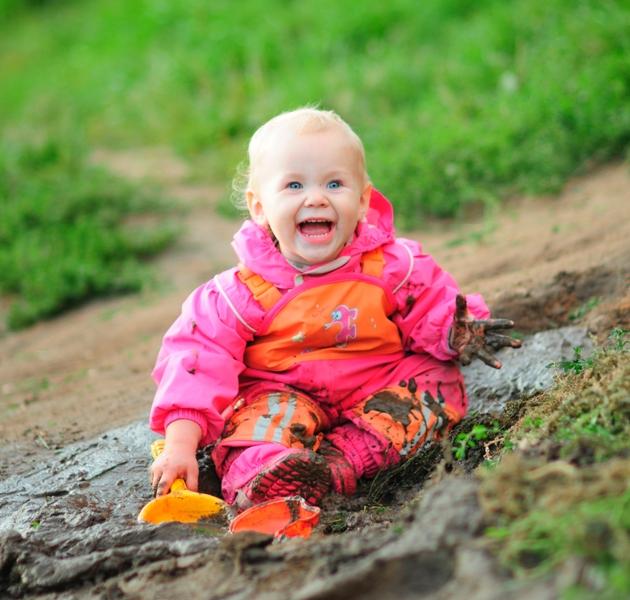 Детство - счастливая пора!. Время улыбаться