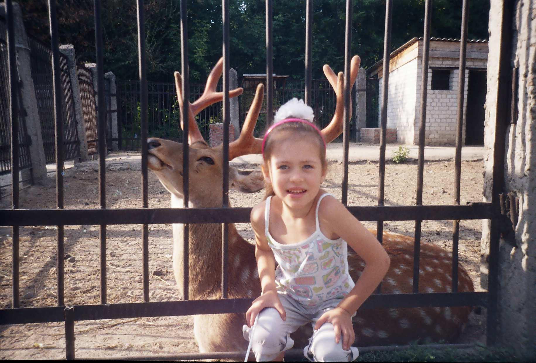 Ну , как мы смотримся?!!. Закрытое голосование фотоконкурса 'В зоопарке'