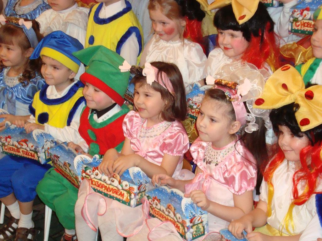 Весело,весело встретим Новый год!. Мой любимый детский сад
