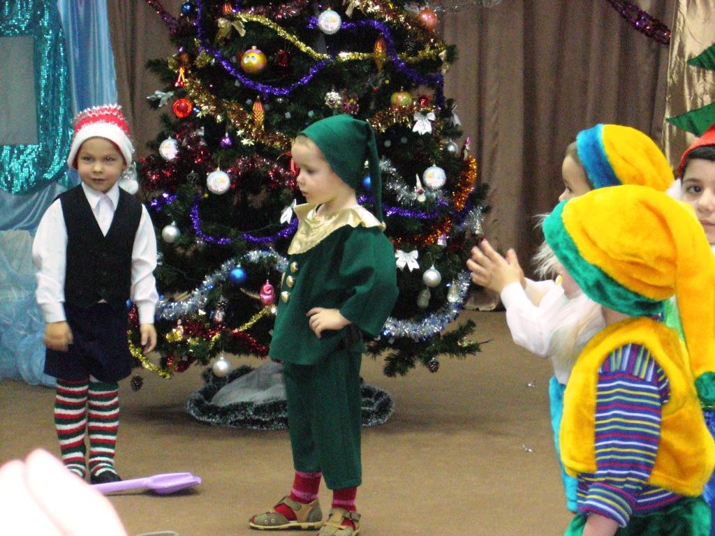 Новогодние гномы. Мой любимый детский сад