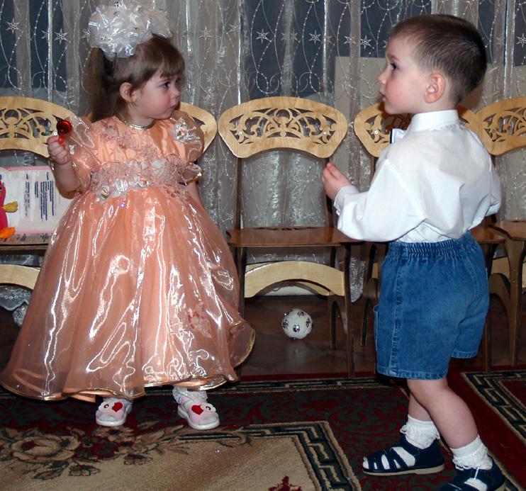 Мы тоже модничаем!!!. Мой любимый детский сад