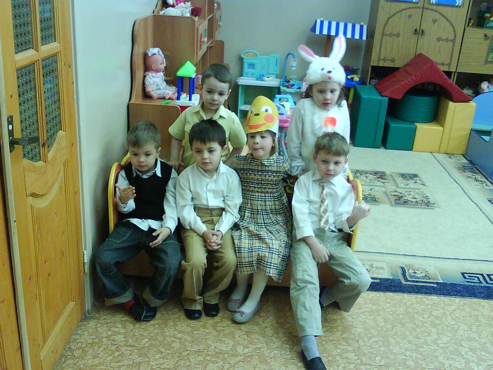детский садик. Мой любимый детский сад