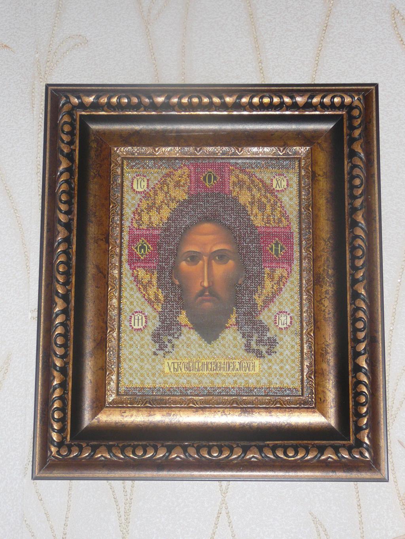 Икона 'Спас Нерукотворный'. Иконы и библейские сюжеты