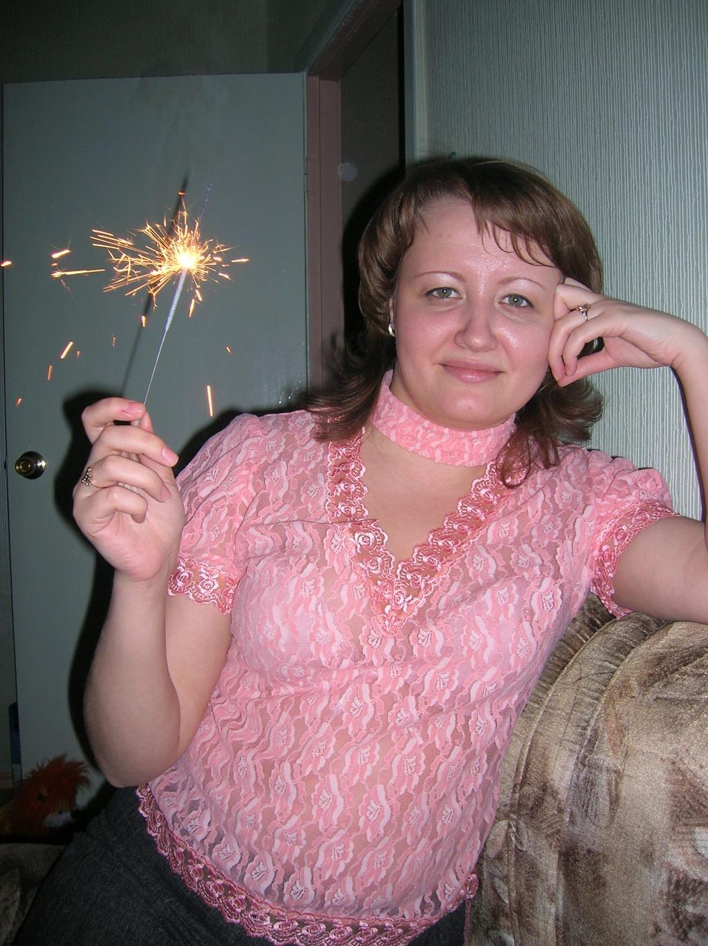 Новый год предвещает появление нового человека.. Мамина улыбка