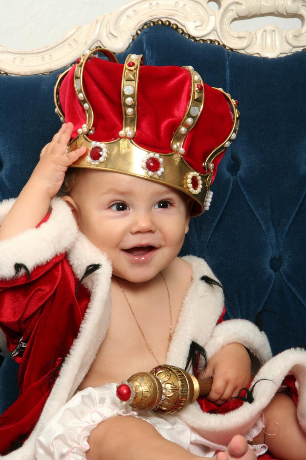 Улыбчивый Король!. Время улыбаться