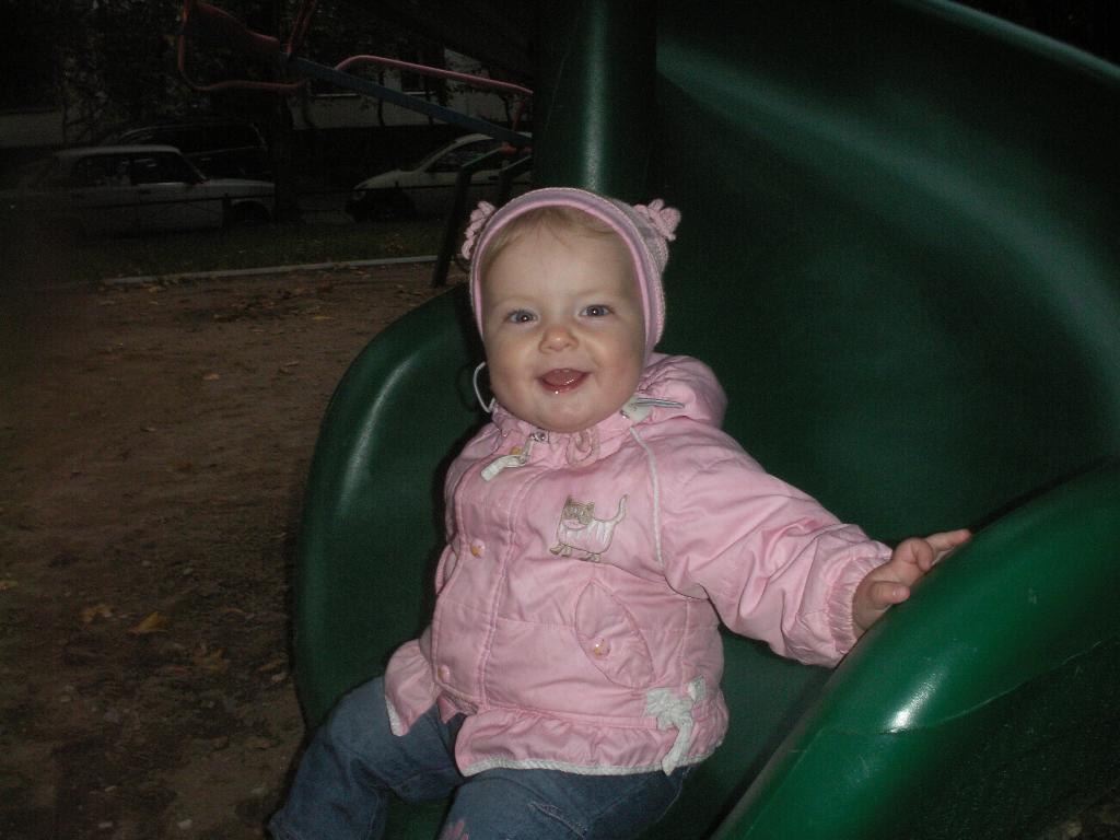 Моя любимая маленькая разбойница. Время улыбаться