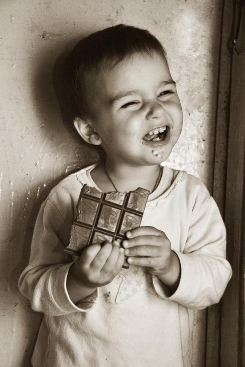 Шоколадное счастье!. Время улыбаться
