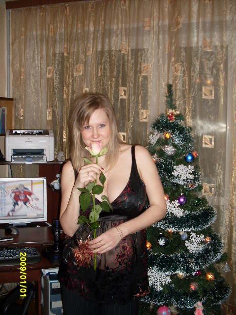 На новый год нас уже двое). Мамина улыбка