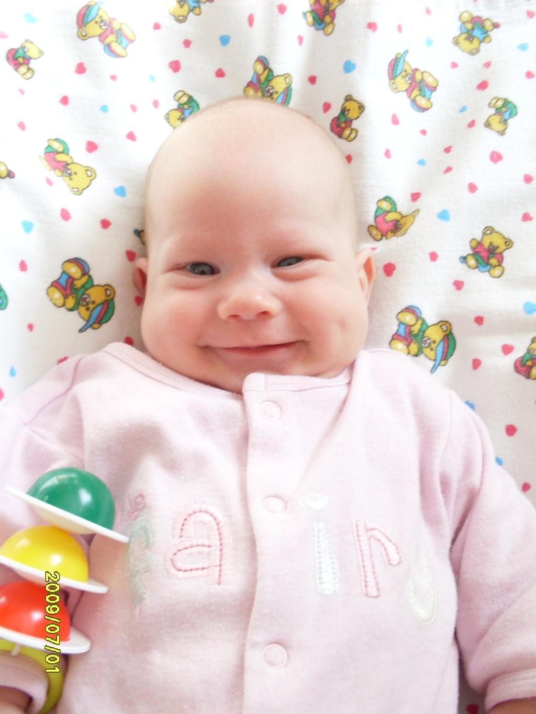 Наша улыбашка. Время улыбаться