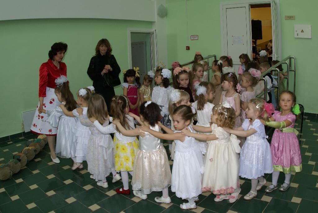 детский садик для принцесс!. Мой любимый детский сад