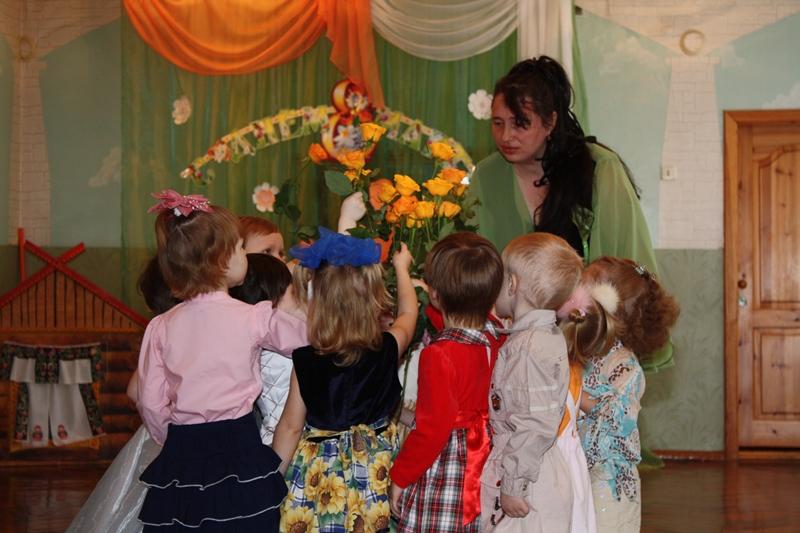 8 Марта. Мой любимый детский сад