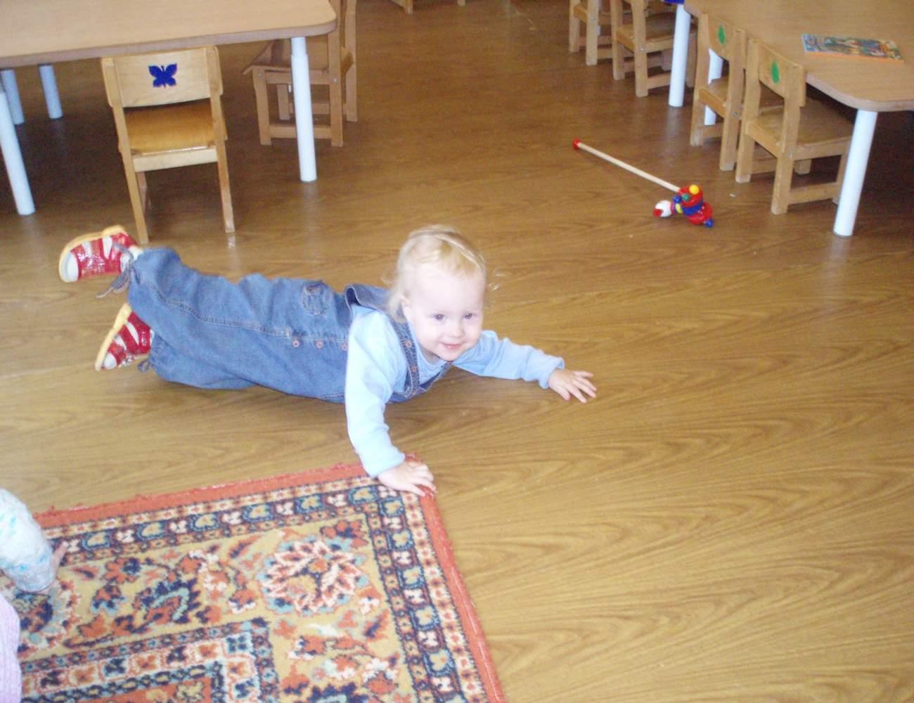 А нас в садике учат летать!. Мой любимый детский сад