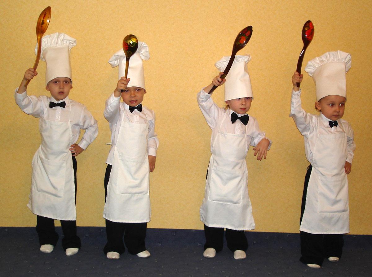 Танец поварят (8 Марта). Мой любимый детский сад