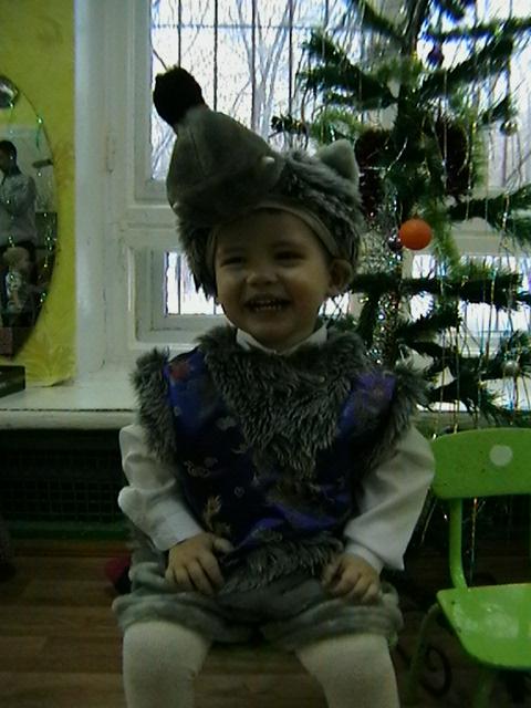 Новый год. Мой любимый детский сад