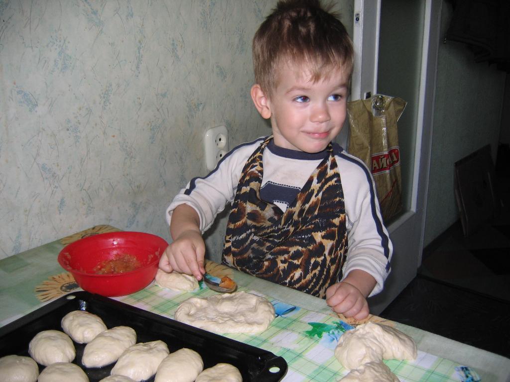 Мой кулинар!. Готовим вместе с мамой