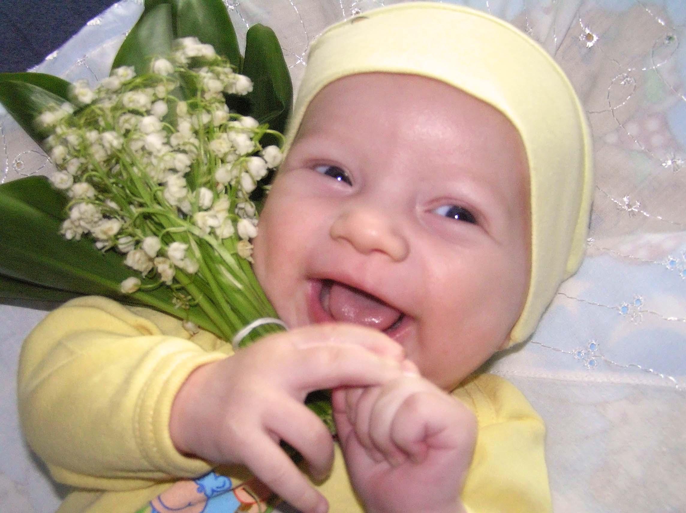 Букет для мамочки! . Время улыбаться
