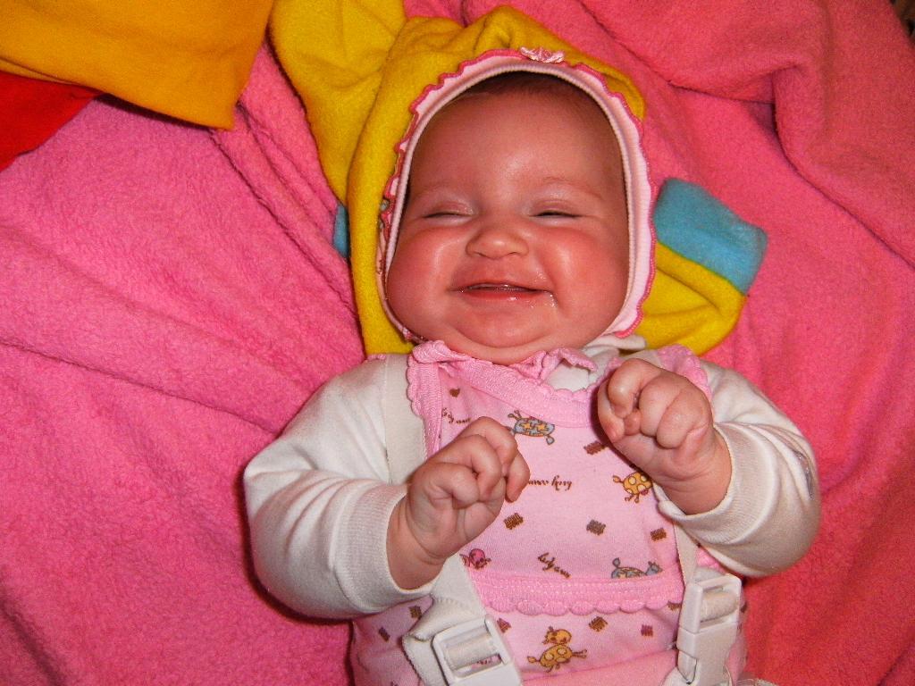 Самая солнечная улыбка. Время улыбаться