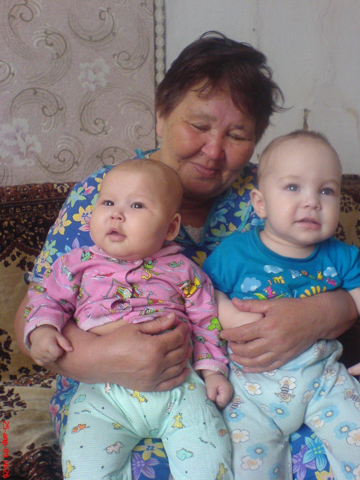 бабушкина радость. Время улыбаться