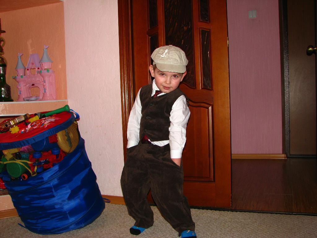 Фото моего сыночка Дениса! . Время улыбаться