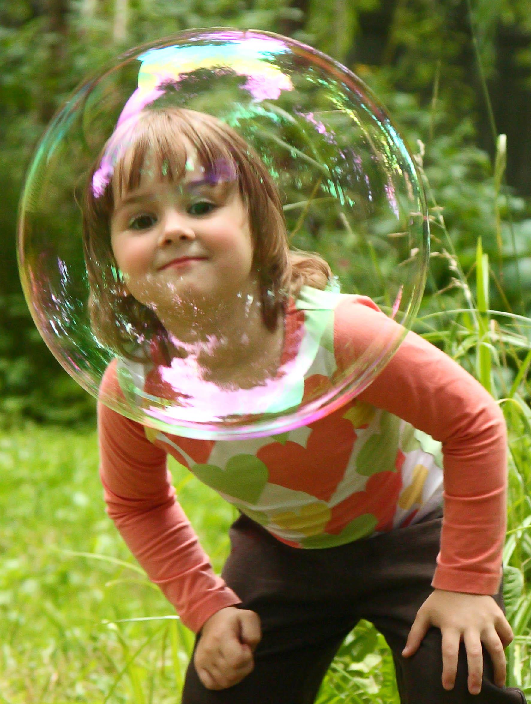 Весёлый пузырик.. Время улыбаться