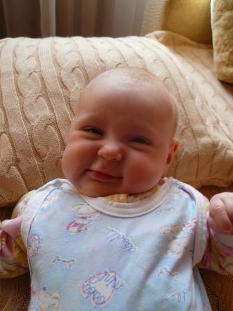 самый довольный в мире человек:). Время улыбаться
